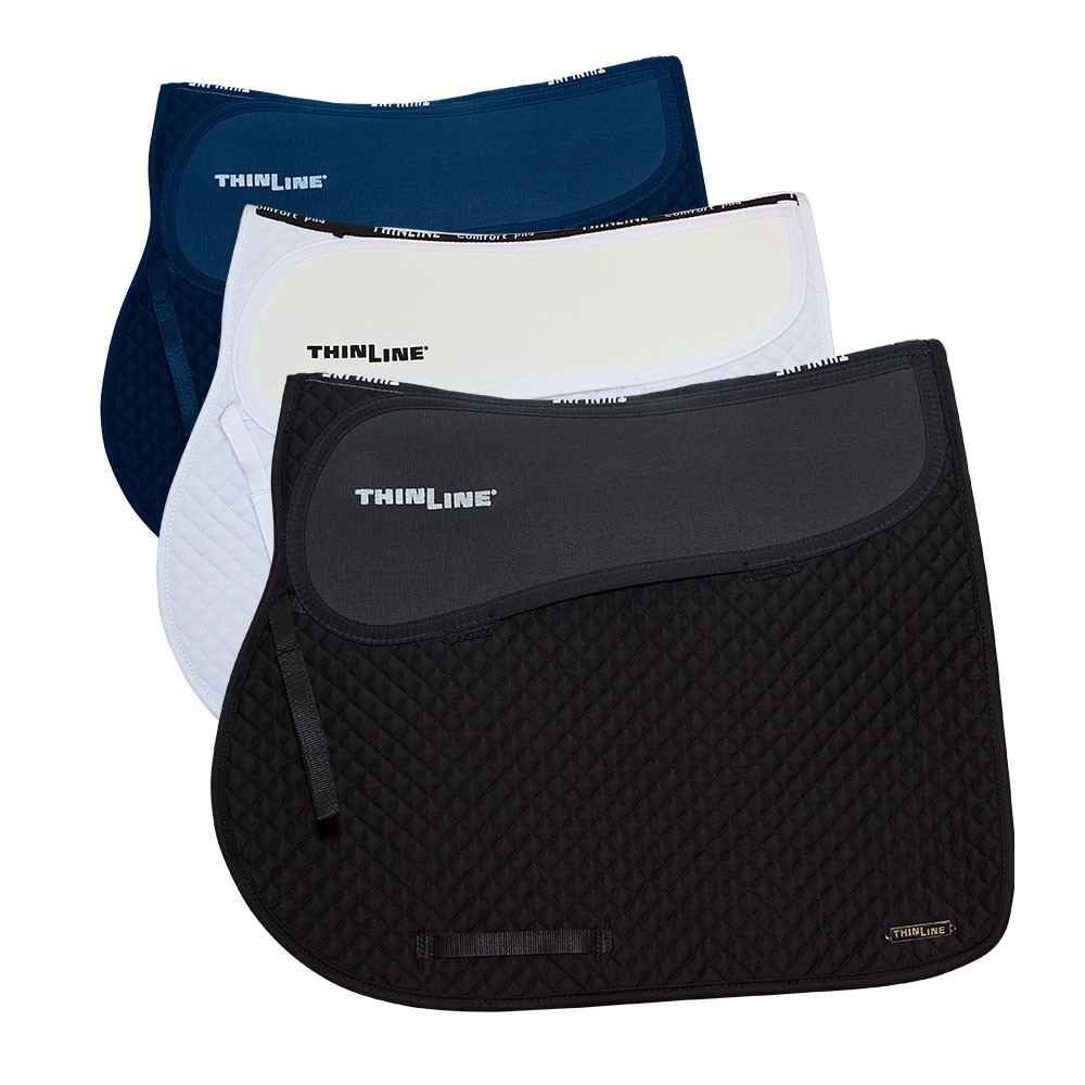 ThinLine Close Contact Jumping Saddle Pad